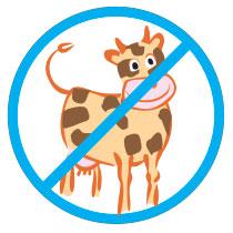 Il prodotto non contiene latte, nè come ingrediente in ricetta, nè come possibili tracce. Quindi da un'eventuale analisi di laboratorio si evidenzia una presenza dell'allergene al di sotto della minima quantità rilevabile dallo strumento.