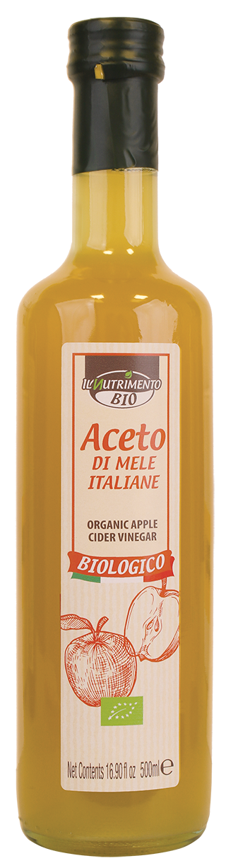 ACETO DI MELE - da mele Italiane
