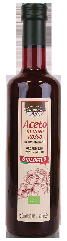 ACETO DI VINO ROSSO - da uve italiane