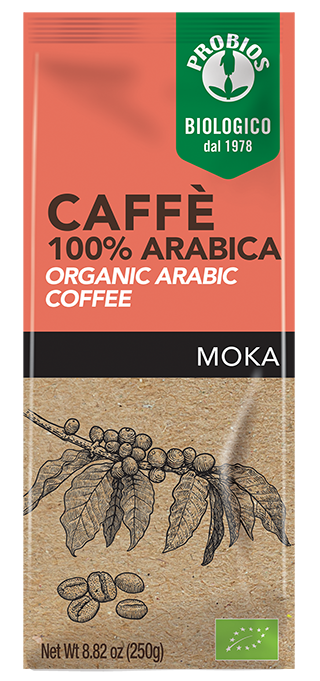 CAFFE' 100% ARABICA