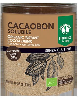 CACAOBON - preparato per bevanda solubile al cacao