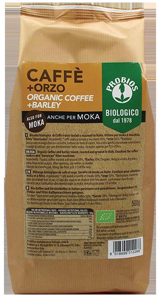 CAFFE' + ORZO