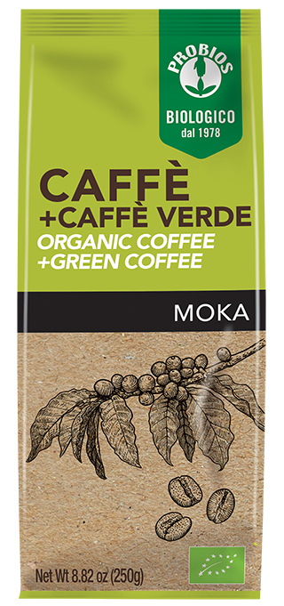 CAFFÈ + CAFFÈ VERDE
