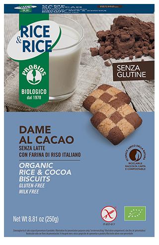 DAME DI RISO AL CACAO