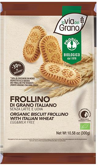 FROLLINO -30% DI ZUCCHERI