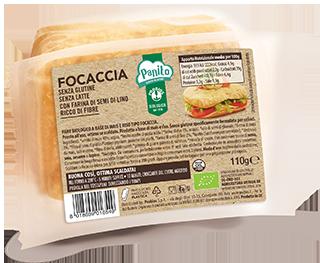 FOCACCIA - senza glutine