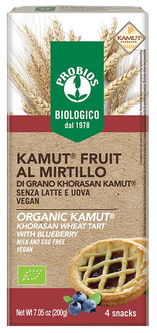 KAMUT FRUIT AL MIRTILLO