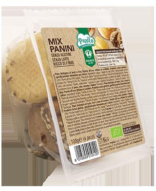 MIX PANINI - senza glutine