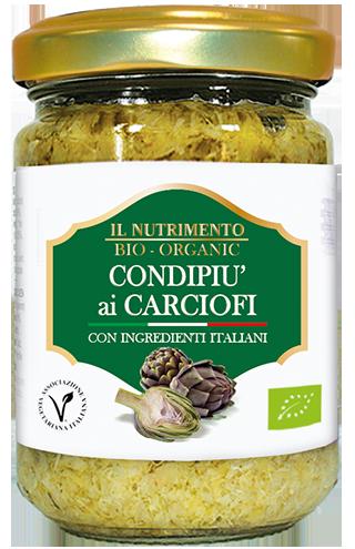 CONDIPIU' AI CARCIOFI