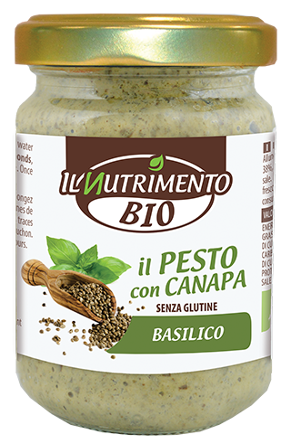 PESTO CANAPA E BASILICO