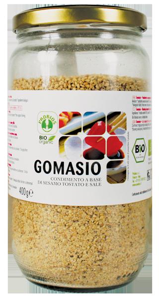 GOMASIO 400g-senza glutine