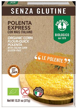 POLENTA EXPRESS - Senza Glutine