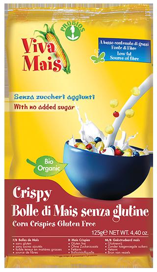 CRISPY BOLLE DI MAIS