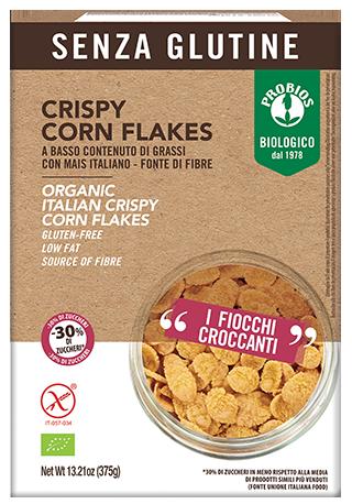 CRISPY CORN FLAKES - senza glutine