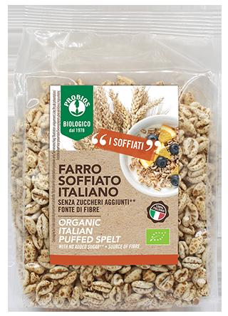 FARRO SOFFIATO ITALIANO
