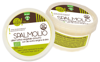 SPALMOLIO - alternative spread to butter with extra virgine olive oil
