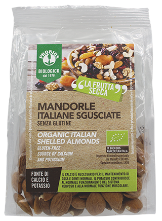 MANDORLE SGUSCIATE ITALIANE