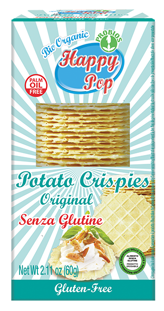 POTATO CRISPIES ORIGINAL