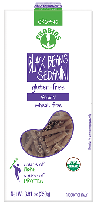 BLACK BEANS SEDANINI (USA)