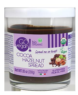 COCOA HAZELNUT SPREAD (USA)