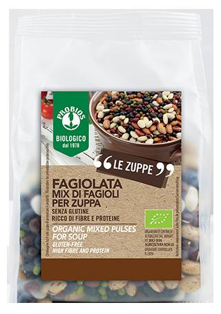 FAGIOLATA - senza glutine
